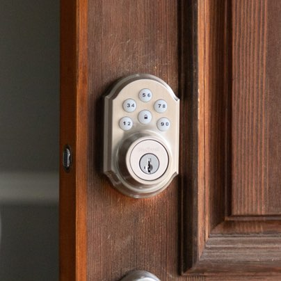 Sioux City security smartlock