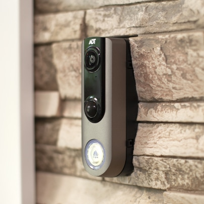 Sioux City doorbell security camera