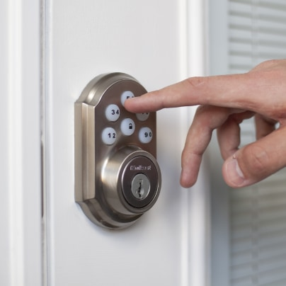 Sioux City smartlock adt
